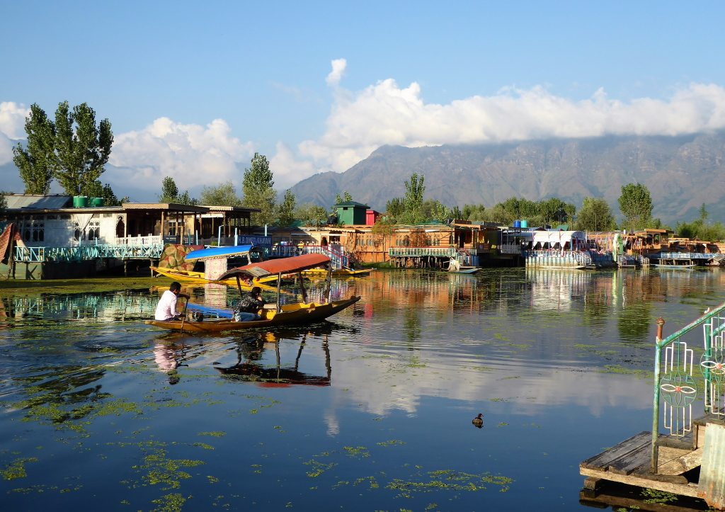 Srinagar, Dal Lake