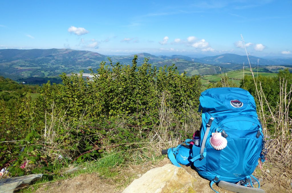 Packing list for the Camino de Santiago - Hiking Checklist